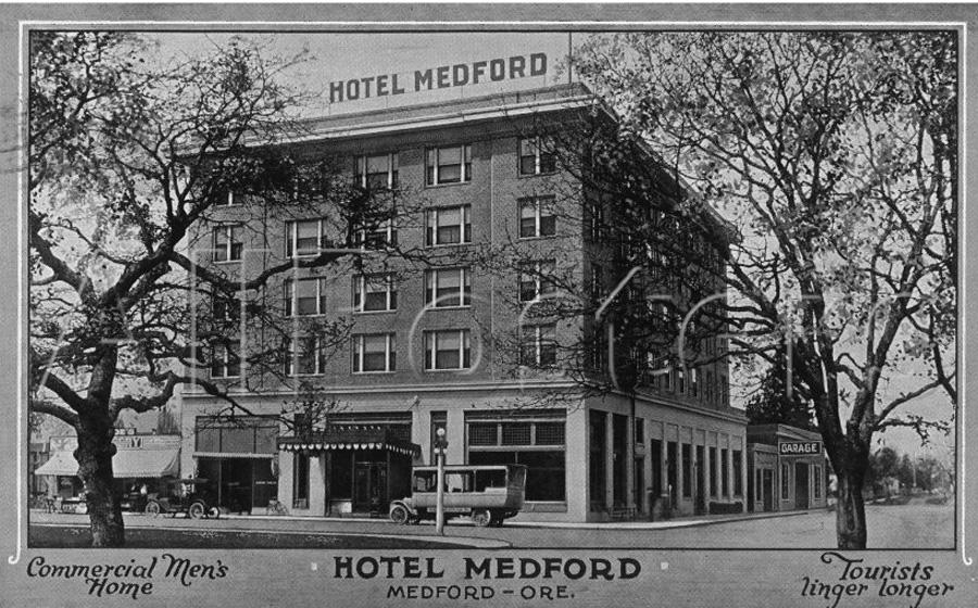 Hotel Medford C1925
